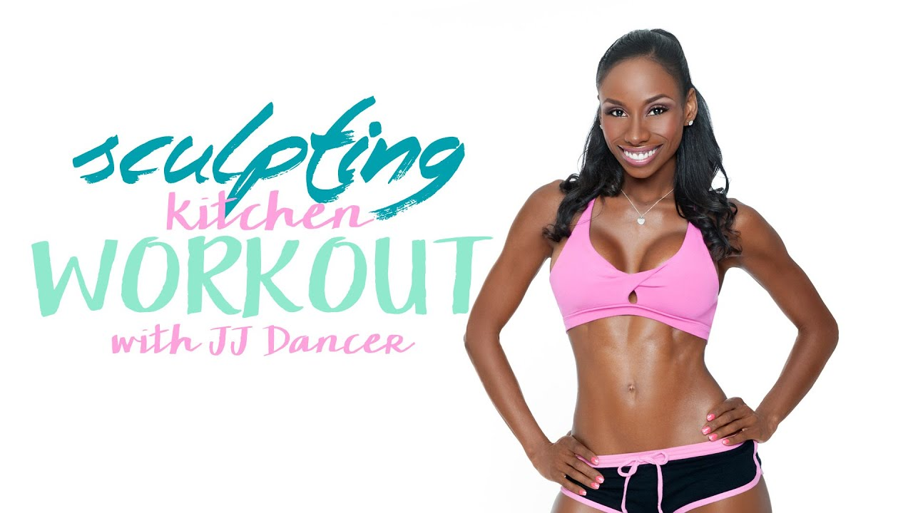 Kitchen Workout + Twerkin' Lentil Tacos featuring JJ Dancer!