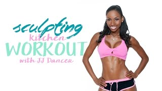 Kitchen Workout + Twerkin' Lentil Tacos Featuring Jj Dancer!