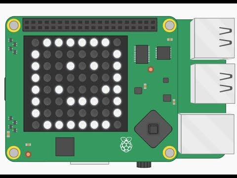 How to control the pixel matrix on your Sense Hat using the joystick - Raspberry Pi