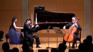 ラフマニノフ: ピアノ三重奏曲 第1番(悲しみの三重奏曲) Pf.三輪昌代:Masayo,Miwa