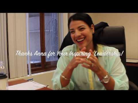 Anna Valencia: Leadership Spotlight
