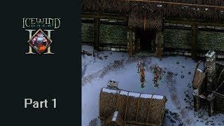 Character Creation and Intro | Icewind Dale II 1