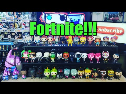 Every Fortnite Funko Pop Released