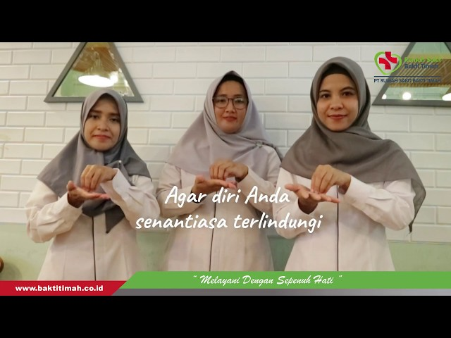 PSA Corona - Yuk Cuci Tangan