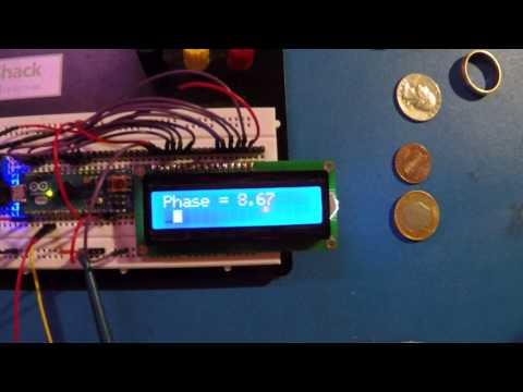 Arduino IDX VDI + spectum