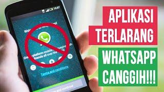 5 Aplikasi Terlarang Whatsapp Jadi Semakin Canggih