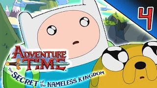 Adventure Time: The Secret of the Nameless Kingdom Walkthrough Part 4 - Poot and Bun