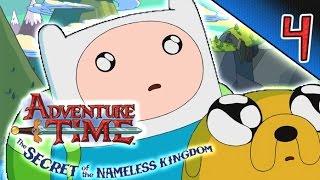 Adventure Time: The Secret of the Nameless Kingdom Walkthrough Part 4 - Poot and Bun