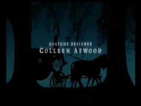 Sleepy Hollow Opening Titles