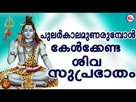പുലർകാലം ഉണരുമ്പോൾ കേൾക്കേണ്ട ശിവമന്ത്രം  Hindu DevotionalSongs Shiva SongsMalayalam