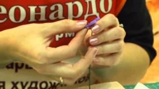 Фиалки в технике квиллинг(Фиалки в технике квиллинг Нам понадобятся: полоски бумажные для квиллинга, шириной 3мм, фиолетового и желто..., 2015-03-28T16:04:35.000Z)