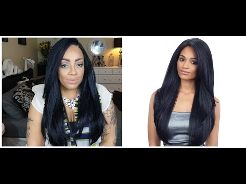 Freetress Equal Silky Base Synthetic Lace Wig TRINITY sistawigs.com