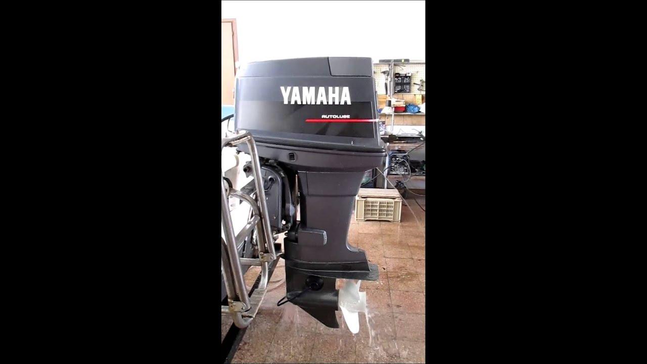 Schema Elettrico Yamaha Autolube : Saver con yamaha cv two stroke youtube