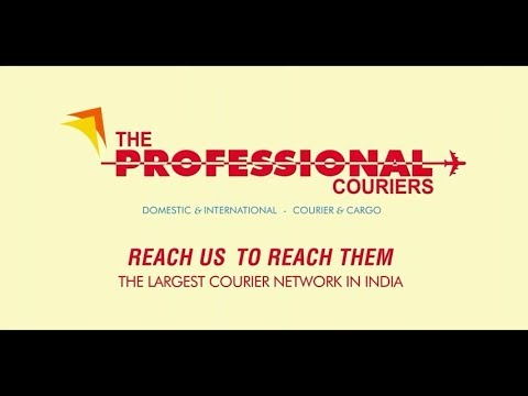 The Professional Couriers Domestic & International - Courier & Cargo