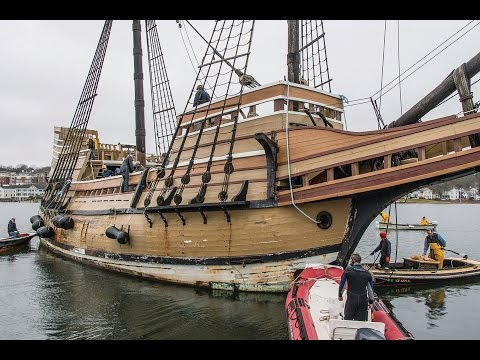 Journey to Restoration: Mayflower II at Mystic Seaport
