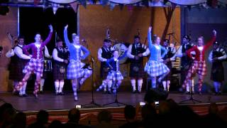 Highland Fling to Dorrator Bridge