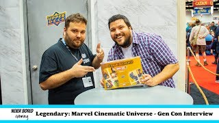 Legendary: Marvel Cinematic Universe - Gen Con 2018 Interview