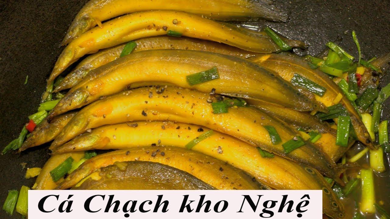 CÁ Chạch kho Nghệ đặc sản Miền Tây cá chạch sông… Fish curry vietnam food