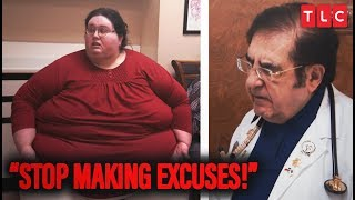 My 600-lb Life Guests Who Got OWNED BY DR NOW!
