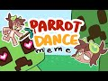 Parrot Dance Meme but with Creepers | Wholesome Minecraft Animation Meme