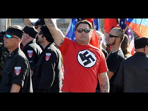 Armed White Supremacist March Against Jews Is Happening