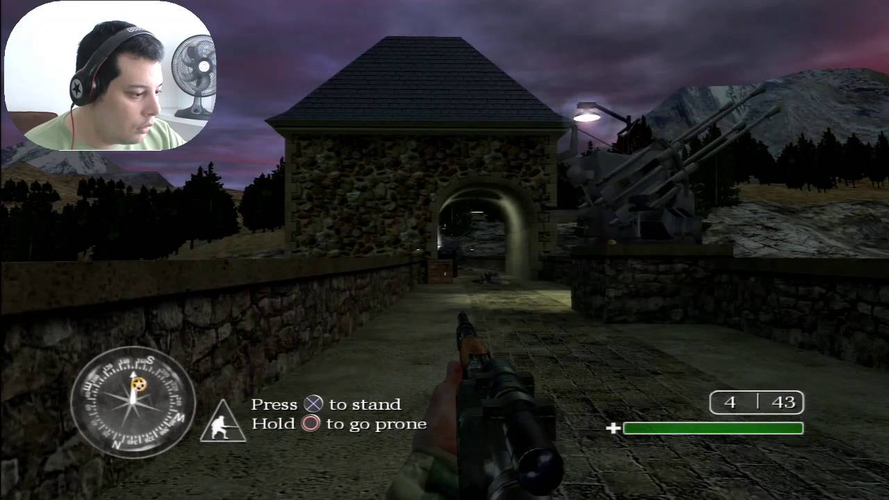 Call of duty classic mission 12