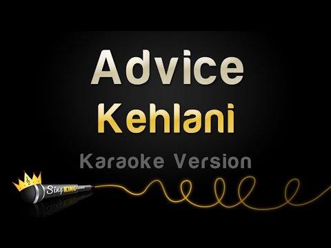 Kehlani - Advice (Karaoke Version)