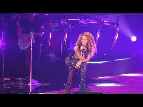 2018 08 14 Shakira - Me Enamore