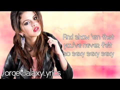 Selena Gomez - Like A Champion (Lyric Video)