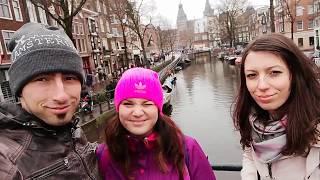 Paříž, Brusel, Amsterdam 2018