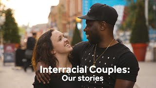 And central interracial Black white sex