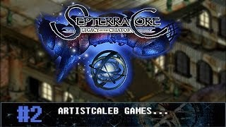 Septerra Core: Legacy of the Creator gameplay 2