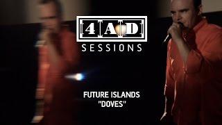 Смотреть клип Future Islands - Doves
