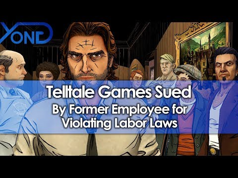 Telltale Games Sued by Former Employee for Violating Labor Laws