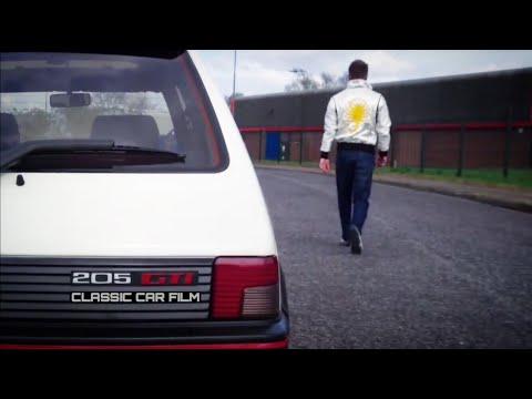 Peugeot 205 GTI review
