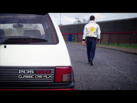 Peugeot 205 GTI classic car review - Paul Woodford