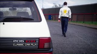 Peugeot 205 GTI classic car review - Paul Woodford