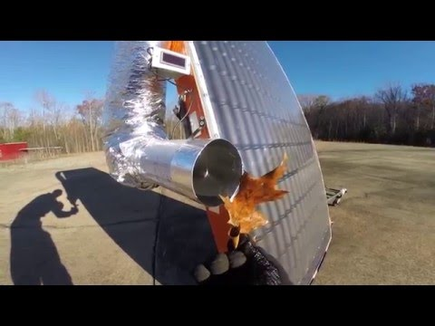FREE 140* Solar Thermal Heat Heater Active Passive Can FOR SALE