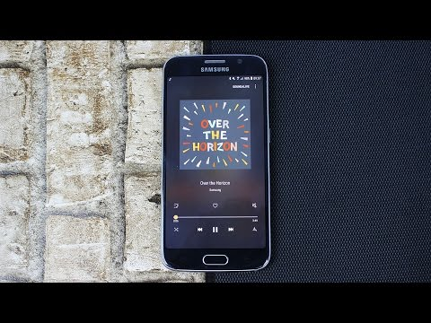 Install Samsung Galaxy S8 Music Player APK [Download & Install]