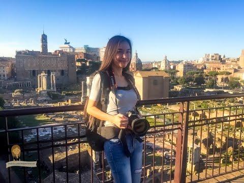 Roman Forum 2015 ,English sub เที่ยวอิตาลี โรมันฟอรัม ความอลังการณ์ ที่เต็มไปด้วยเรื่องราว