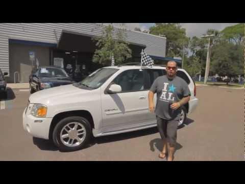 Autoline's 2007 GMC Envoy Denali Walk Around Review Test Drive