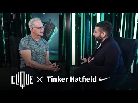 Clique x Tinker Hatfield (Nike, Jordan)