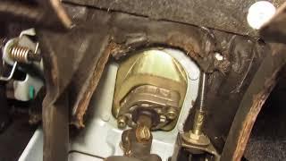 Замена радиатора отопителя печки на ВАЗ 2110, 2111 и 2112