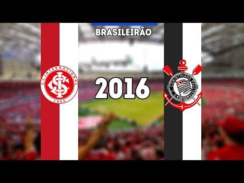 Internacional 0x1 Corinthians - Melhores momentos & Gol - Brasileirão |31/07/16|