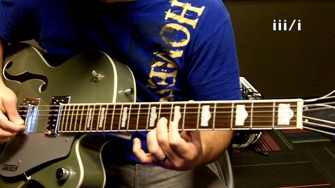 Chris Tomlin Sovereign Guitar 1 Tutorial Youtube