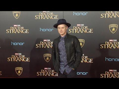 "Lucas Grabeel ""Doctor Strange"" World Premiere Red Carpet"