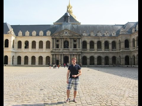 Paris Day 3, National Library of France, Les Invalides