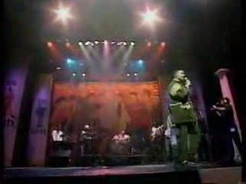 "Lloyd Brown - Live at ""The 291 Club"" Hackney Empire 1992"
