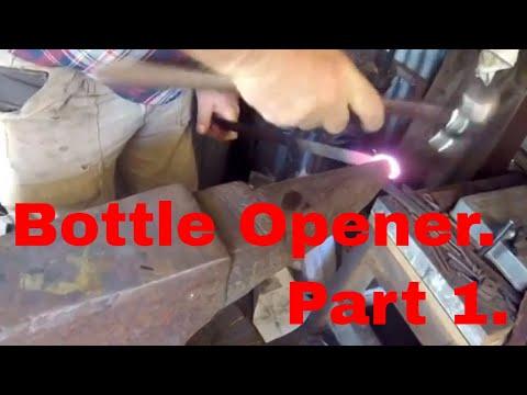 Bottle opener. Part 1.