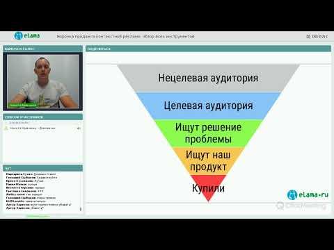 ELama: Обзор всех инструментов контекстной рекламы от 19.06.2018